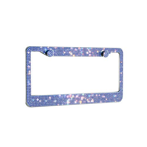 Top 10 Lavender Car Accessories – License Plate Frames