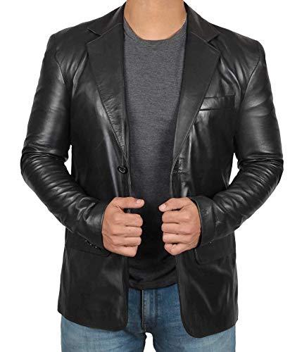 Top 10 Leather Blazer Men – Motorcycle & Powersports