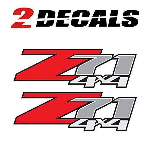 Top 10 Z71 4×4 Decals – Bumper Stickers, Decals & Magnets