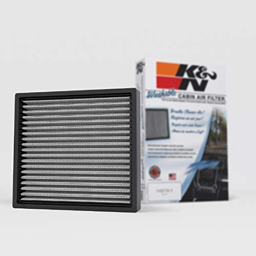 Top 10 K&N Cabin Filter – Automotive Replacement Passenger Compartment Air Filters
