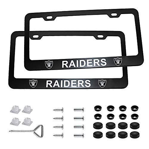 Top 8 Raiders License Plate Frame – License Plate Frames