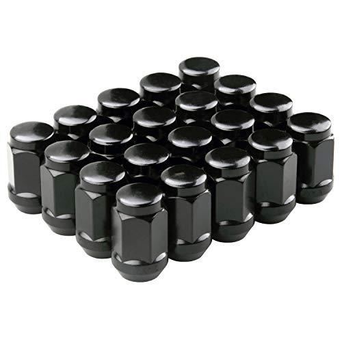 Top 8 Black Lug Nuts 12×1.5 – Wheel & Tire Lug Nuts