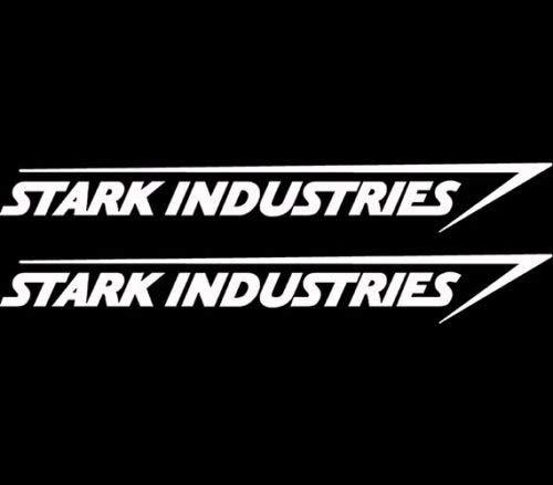 Top 10 Stark Industries Sticker – Bumper Stickers, Decals & Magnets