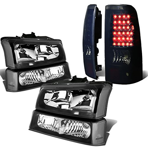Top 10 2005 Chevy Silverado Headlights and Tail Lights – Automotive Tail Light Assemblies