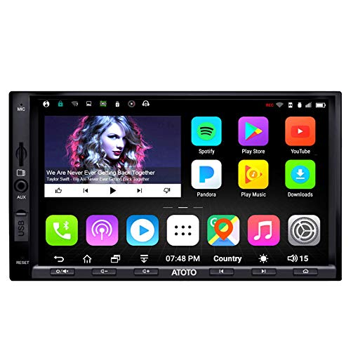 Top 10 ATOTO A6 Fit Toyota Sienna Xle – Car In-Dash Navigation GPS Units