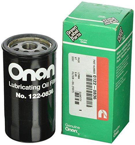 Top 4 Cummins Onan 122-0836 Oil Filter – Automotive Replacement Oil Filters