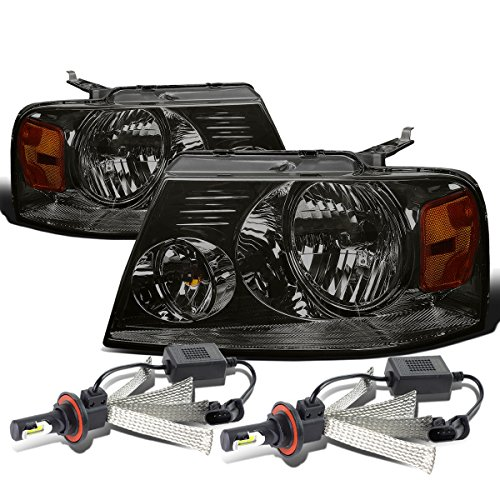 Top 10 Smoked Headlights For Ford F150 – Automotive Headlight Assemblies