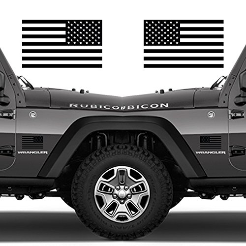 Top 10 American Flag Decal – Bumper Stickers, Decals & Magnets