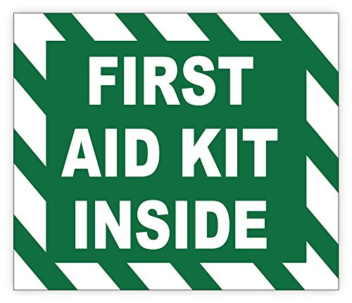 Top 9 First aid kit inside decal – Bumper Stickers, Decals & Magnets