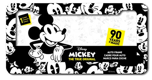 Top 8 Mickey Mouse Car Accessories – License Plate Frames