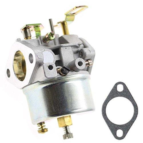 Top 9 640052 Carburetor for Tecumseh Hmsk80 Hmsk90 8Hp 9Hp 10Hp – Automotive
