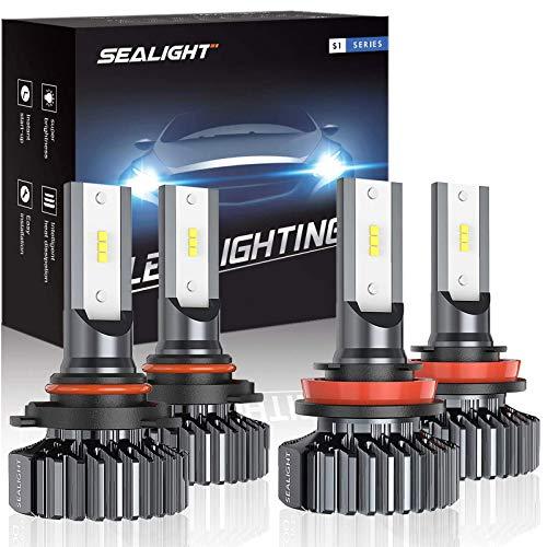 Top 10 H11 LED Headlight Bulb Fanless – Headlight & Taillight Conversion Kits