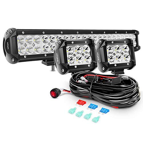 Top 10 Light Bars for Trucks – Automotive Light Bars