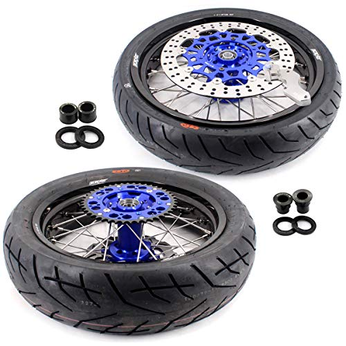 Top 10 DRZ400S Tires – Off-Road Motorcycle Wheels