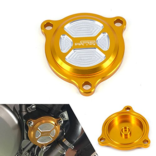 Top 6 DRZ400SM Oil Filter Cover – Powersports Oil Filters