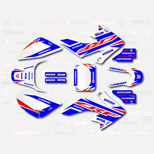 Top 7 CRF50 Graphics Kit – Powersports Decals, Magnets & Stickers