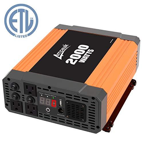 Top 10 2000W Power Inverter – Power Inverters