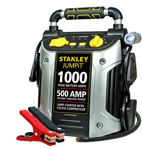 Top 10 Battery Jump Starter Compressor – Automotive Replacement Parts
