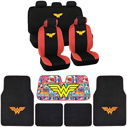 Top 8 Wonder Woman Car Accessories – Automotive Seat Cover Accessories