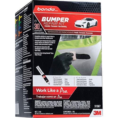 Top 9 Bondo Bumper Repair Kit – Body Repair Dent Removal Tools
