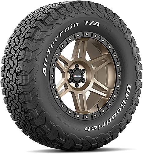 Top 10 Bf Goodrich All Terrain KO2 265 70 16 – Light Truck & SUV All-Terrain & Mud-Terrain Tires