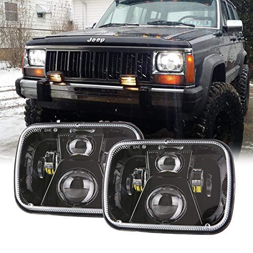 Top 10 5×7 Led Headlights DOT Approved – Automotive Headlight Assemblies