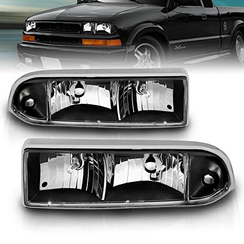 Top 10 Faros Delanteros Chevy S10 – Automotive Headlight Assemblies