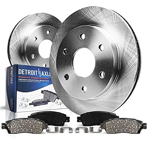 Top 10 Disc Brake Pads and Rotors Kit – Automotive Replacement Brake Kits