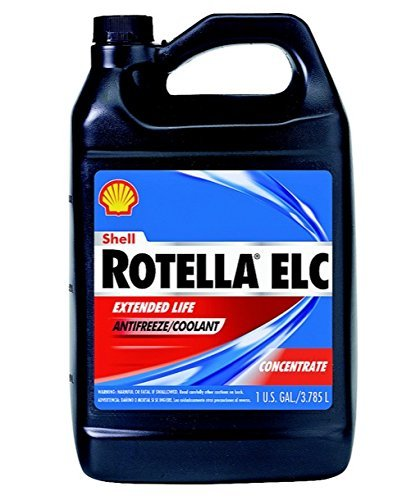 Top 8 Rotella Ultra ELC COOLANT – Cooling System Additives