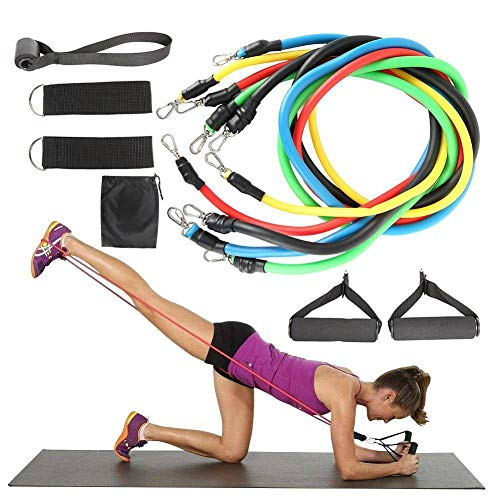 Top 10 Exercise Resistance Bands – Exercise Bands
