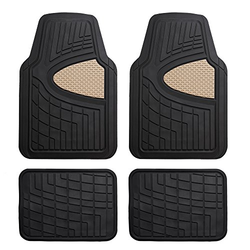 Top 10 Beige and Black Floor Mats – Automotive Floor Mats