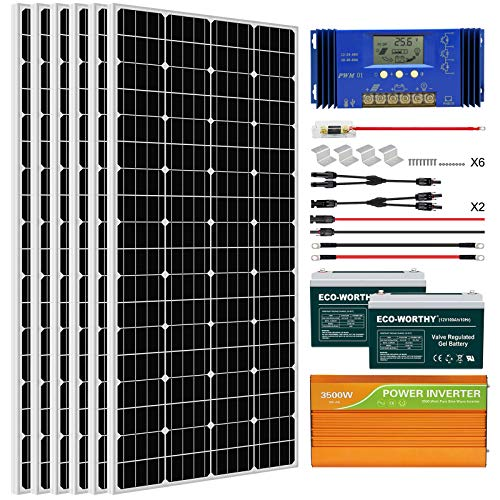 Top 10 Tiny Home Kit – Solar Panels
