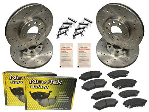 Top 10 Front Rotors and Brake Pads Kit – Automotive Replacement Brake Kits