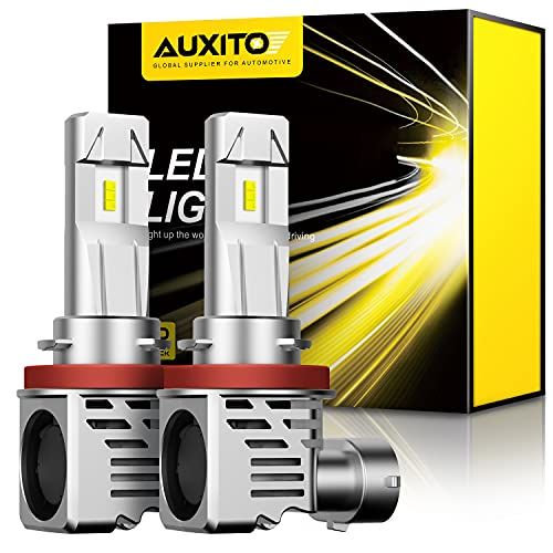 Top 10 AUXITO H11 LED Headlights – Automotive Headlight Bulbs