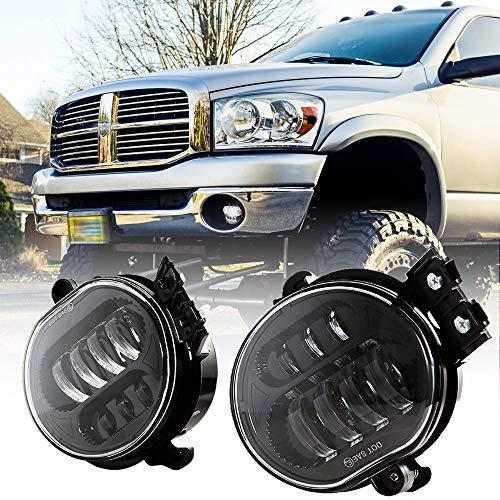 Top 10 Fog Lights for Dodge Ram 1500 – Automotive Driving, Fog & Spot Light Assemblies
