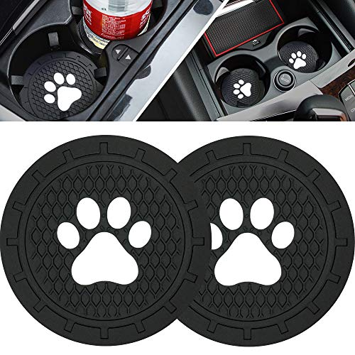 Top 10 Paw Print Car Accessories – Automotive Cup Holders