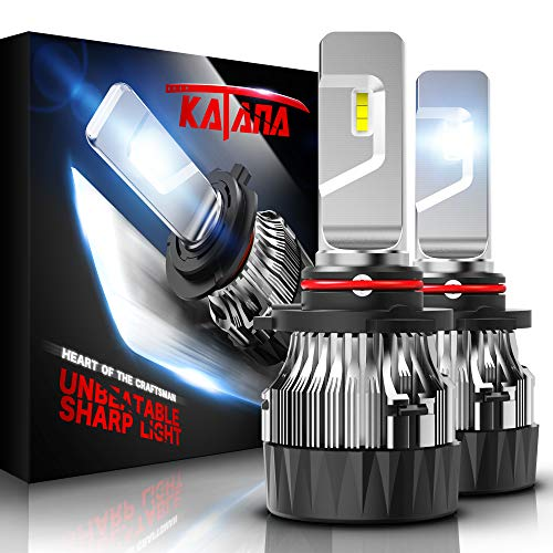 Top 10 KATANA 9005 LED Headlight Bulbs – Headlight & Taillight Conversion Kits