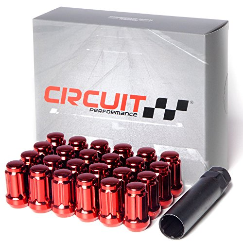Top 10 Lug Nuts Red – Wheel & Tire Lug Nuts