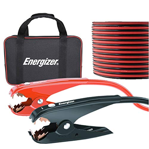 Top 10 Jumper Cables Heavy Duty 20 Ft – Automotive Battery Jumper Cables