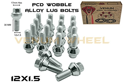 Top 9 PCD Lug Bolts – Wheel Bolts