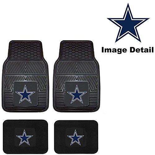 Top 9 Cowboys Floor Mats – Sports Fan Floormats