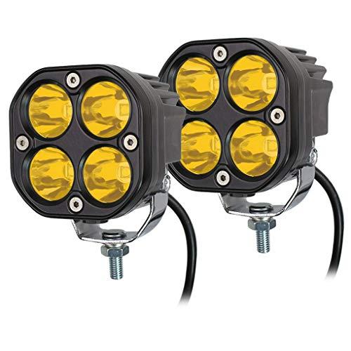 Top 10 Amber LED Fog Lights – Automotive Driving, Fog & Spot Light Assemblies