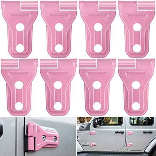 Top 10 Jeep Wrangler JL Accessories Pink – Automotive Door Moldings