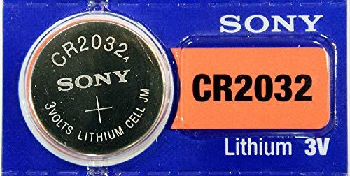 Top 8 Cr2032 3v Lithium Battery – 3V Batteries