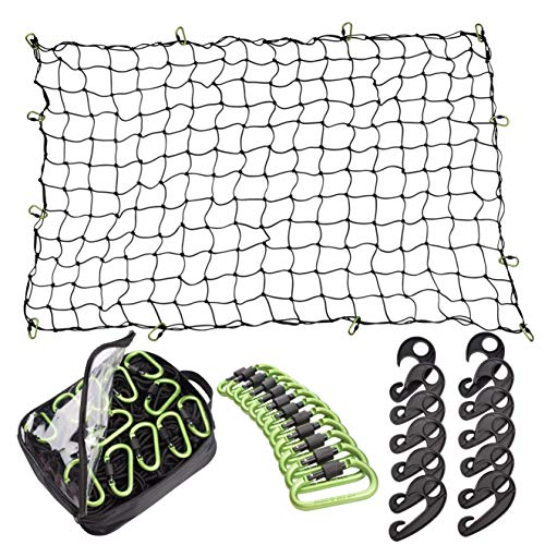 Top 10 Net for Truck Bed – Automotive Cargo Nets