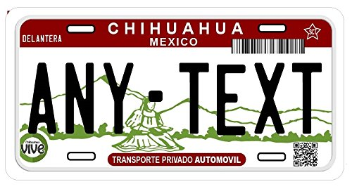 Top 10 Chihuahua License Plate – Car Electronics