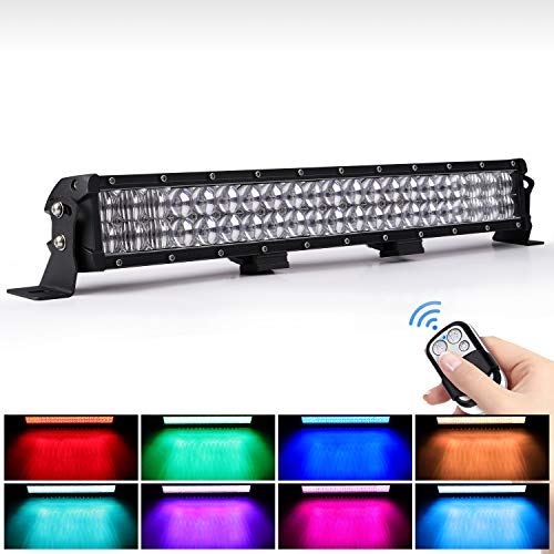 Top 10 color changing Light Bar – Automotive Light Bars
