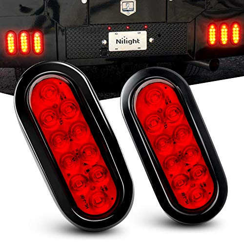 Top 10 led trailer lights oval – Automobile Brake & Tail Light Assemblies, Parts & Accessories