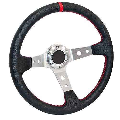 Top 9 350mm Deep Dish 6 Bolt Steering Wheel – Automotive Replacement Steering System Equipment