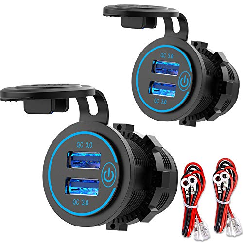 Top 10 USB Charger Socket – Cell Phone Automobile Chargers